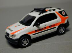 Busch ML 320 Austrian Red Cross